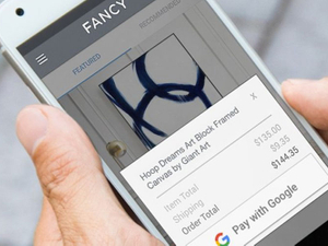 Google aims to streamline ecommerce with 'Pay'