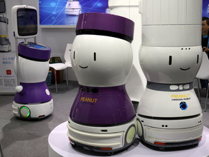 CES Asia: Chinese consumers get new tech first