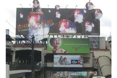 Media industry positive toward smaller, greener billboards in Manila