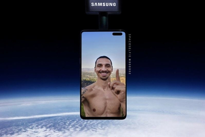 Samsung launching narcissism into space is everything wrong with marketing today