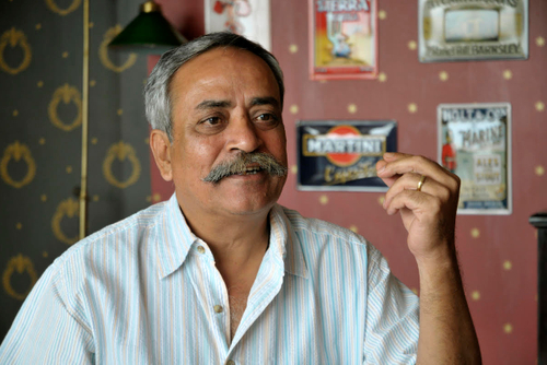 Ogilvy names Piyush Pandey global CCO