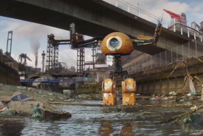 Ikea evokes Pixar's Wall-E in 'Change a bit for good' campaign