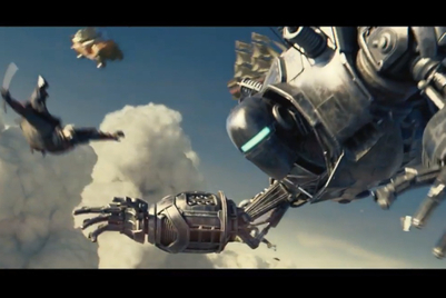 Playstation airdrops game characters in global spot for on-demand service