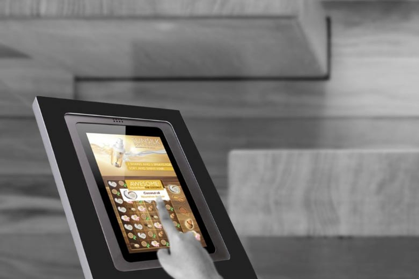 PlayTMN installs touchscreen devices near the point of sale