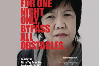 Singapore Portfolio Night 9 to help budding creatives