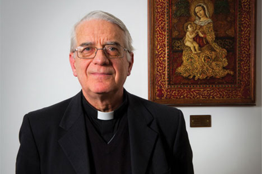 An audience with the Pope's PR man: Father Federico Lombardi