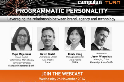 Taking the 'Greek' out of programmatic relationships: Webinar highlights
