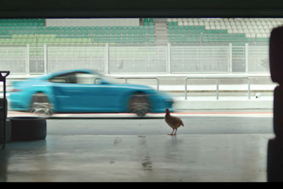 Porsche invites SEA drivers to prove they're not chicken