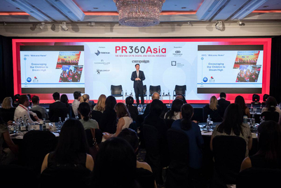 PR360Asia puts activism under the spotlight