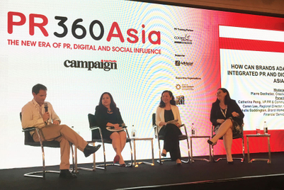 Marketing and comms learning to get along: PR360Asia