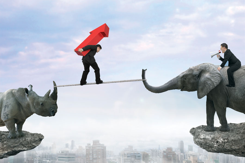 Balancing act: Procurement success hangs on close alignment with the brand's marketing team.