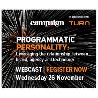 Free webcast: Programmatic personality