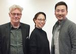 Thierry Halbroth、杨忠勋、陈炜芸加盟阳狮