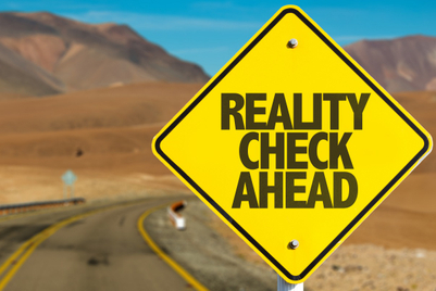 The road to reality: A treatise about marketing delusions