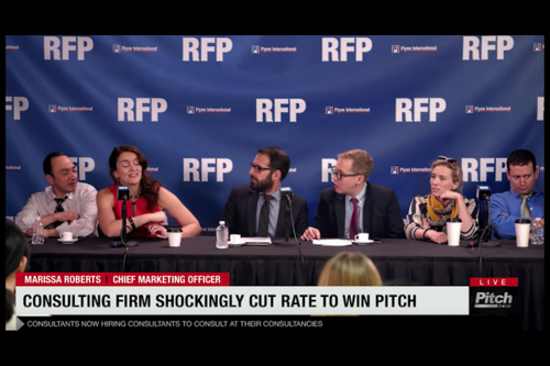 Nightmare pitch video is all too realistic