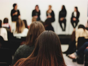The focus is female at this year's R/GA, Cannes Startup Academy