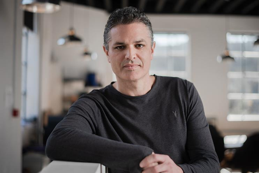 Driift co-founder Ric Salmon launched the production agency during the pandemic.