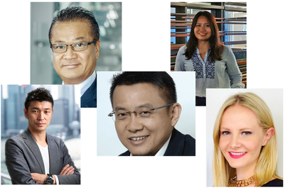 Move and win roundup: SMG, DAN, AdAsia, BBDO, OMD, Grey, Golin, MSLGroup, more