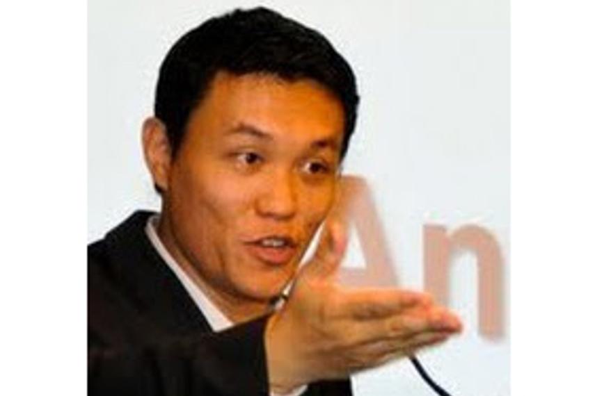 Ryan Lim, business director at Blugrapes