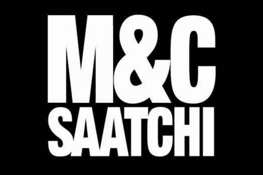 M&C Saatchi: shares rose 30% to 59p on the news