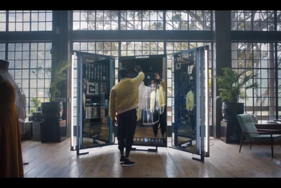 Samsung has visions of tech utopia in new global brand campaign