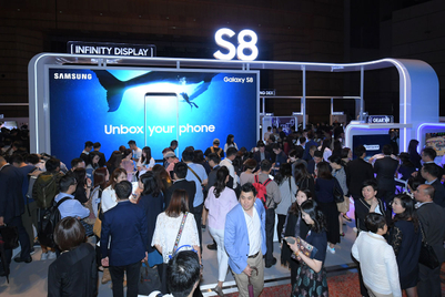 Samsung plans experience-heavy marketing for S8 to restore consumer faith