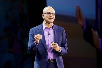 Microsoft reorganizes for AI