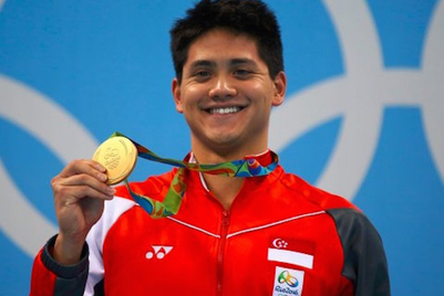 Schooling tops Singapore Twitter chart for 2016