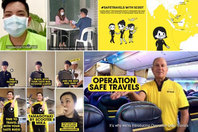 From no-frills flights to low-cost marketing, the Scoot way