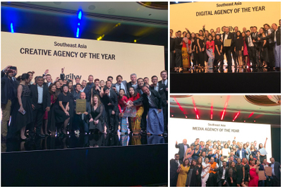 Agency of the Year 2019 winners: Southeast Asia