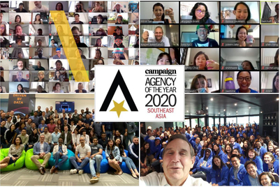 TBWA, UM and independents shine at Southeast Asia AOY