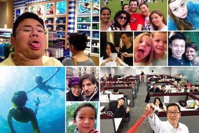 Social media: Marketing to the selfie generation