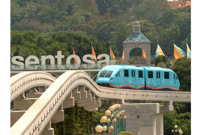 OMD snags a larger share of Sentosa
