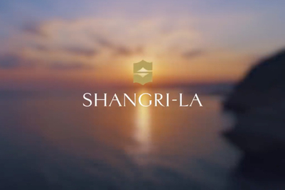 Can you spot the changes in Shangri-La's new brand identity?