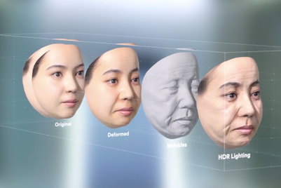Shiseido and R/GA bring people face-to-face with ageing