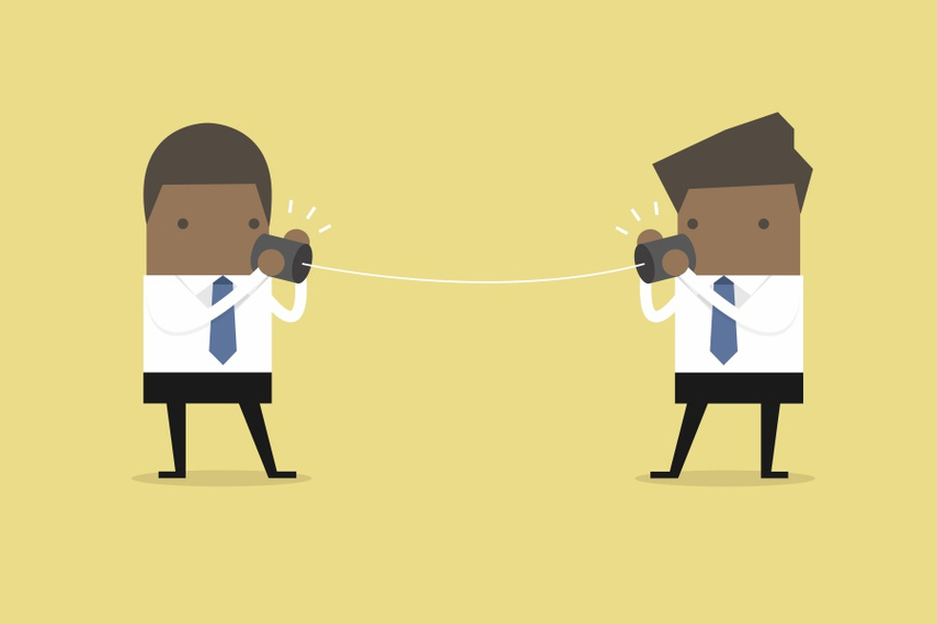 The communication problem in the communications industry