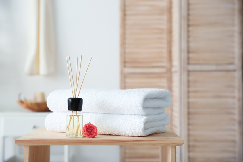 The familiar smell of a hotel room is very much intentional and part of a complex marketing strategy. (Shutterstock)