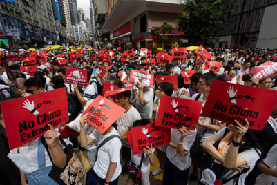 How APAC netizens and media are reacting to the Hong Kong protests