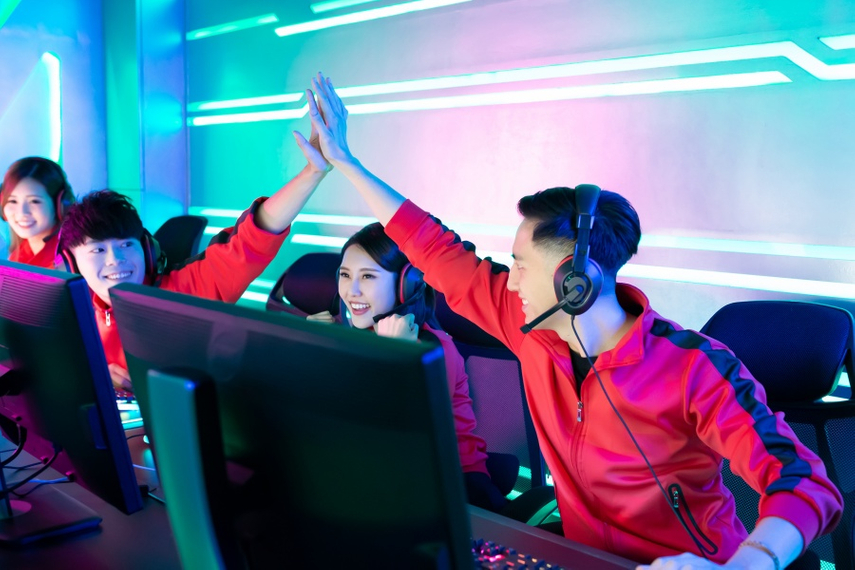 Esports gaming has gone from social to solitary due to the COVID-19 pandemic