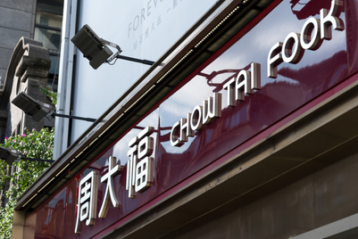 Why Chow Tai Fook sees opportunity in rural China and lower-tier cities