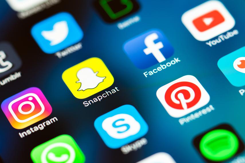 Snapchat fact-checks political ads, says CEO