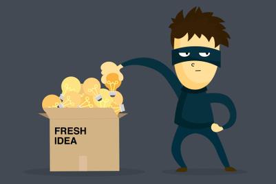 How creatives can safeguard their ideas