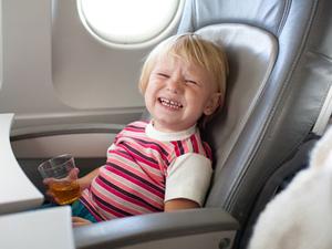 Child-free zones on airline flights require careful marketing