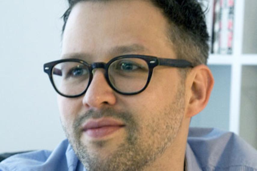 Simon Handford, ECD at Ogilvy & Mather Advertising Hong Kong