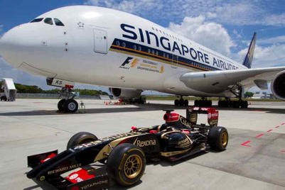 Experts laud Singapore Airlines' Formula 1 sponsorship