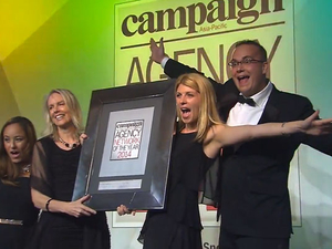 Video highlights: 2014 Agency/Network of the Year Awards