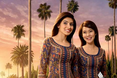 Singapore Airlines campaign moves emphasis away from 'Singapore Girl'