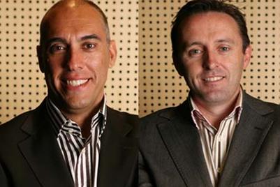 Starcom Australia promotes John Sintras to chairman and Chris Nolan to CEO