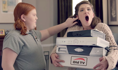 So true it hurts like a wedgie: Sling TV likens 'Old TV' to playground bullies
