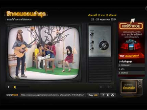 JWT Thailand targets youth with online sitcom 'Sausage mansion'